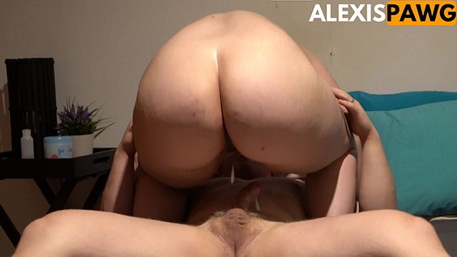 Amateur Thick Pawg Creampie