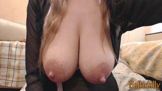 Huge saggy boobs