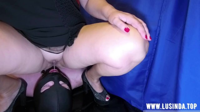 Pussy mouth Open Mouth